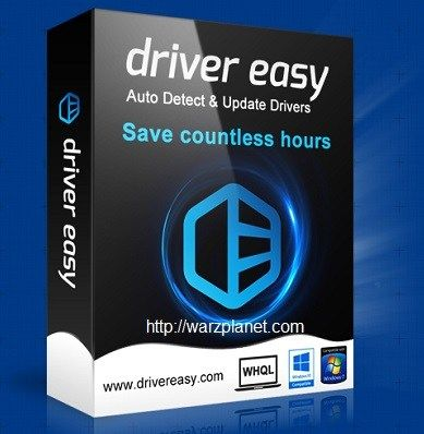 Driver Easy Pro Crack + Serial Key Free Download
